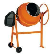 Bétonnière électrique 160 litres